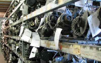 Used Auto Parts in NC - Local salvage Yards Recycling
